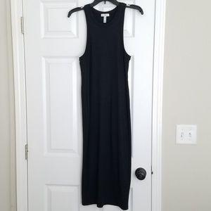 Leith bodycon razorback dress